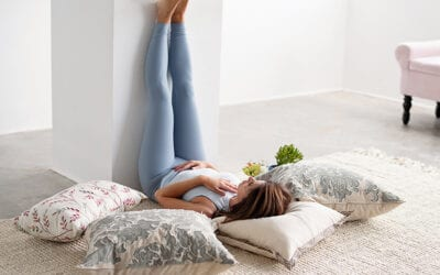 Yin Yoga – Wall Series for Hips, Legs, and Back