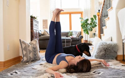 Yin Yoga- Content and At Ease